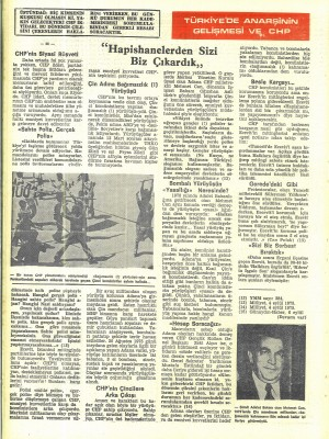 Yeniden Milli Mücadele Dergisi 494. Sayıdan