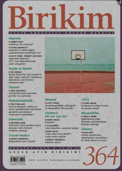 İslamcılık Çalışmalarında Yönelimler Çalıştayı Raporu Birikim Dergisinde